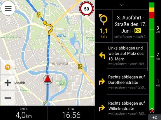 iphone navigation ohne internet kostenlos