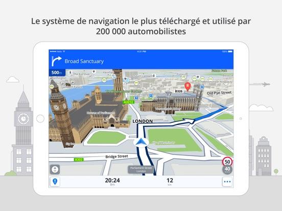 Screenshot #4 pour Sygic Amérique du Nord: Navigation GPS, Cartes