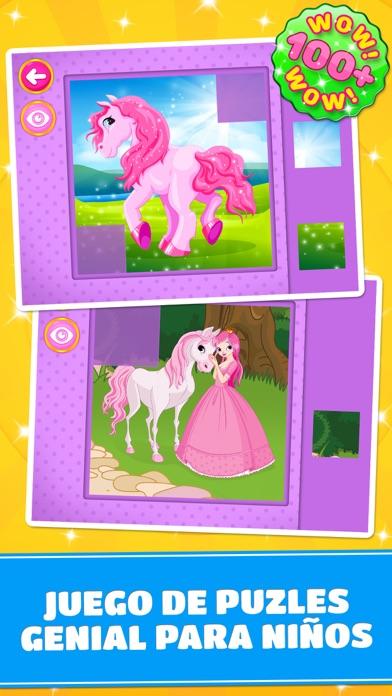Lindo Ponis y Unicornios  Rompecabezas PRO en el App Store