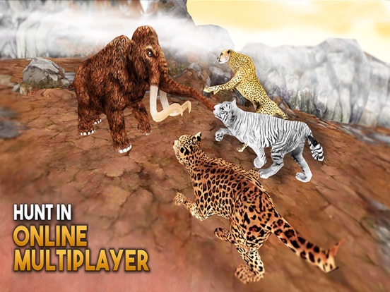 Animal Online: Cat Hunt-ing Sim-ulator на iPad