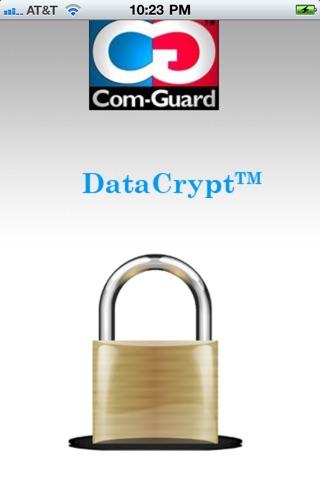 DataCrypt screenshot 1