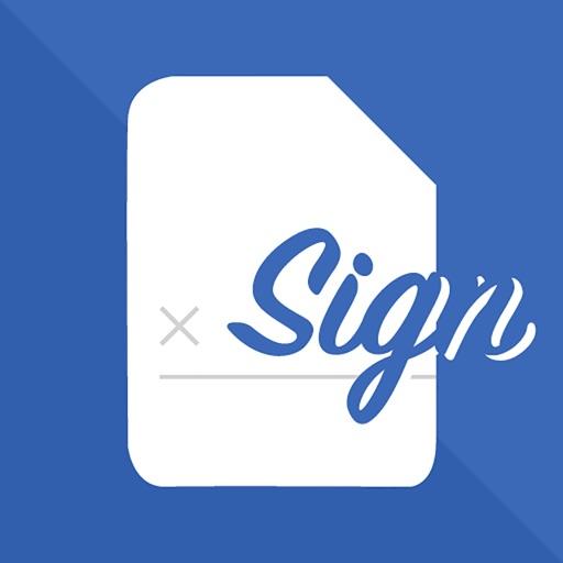 WeSign - Unterschrift zum Dokument