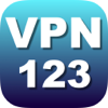 VPN123-Free VPN,网络加速器,unlimited for iPhone&iPad