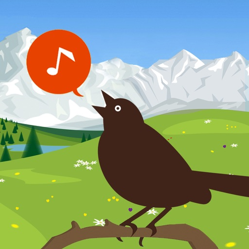 欧洲鸟类叫声大全:Chirp! Bird Song of Britain and Europe +