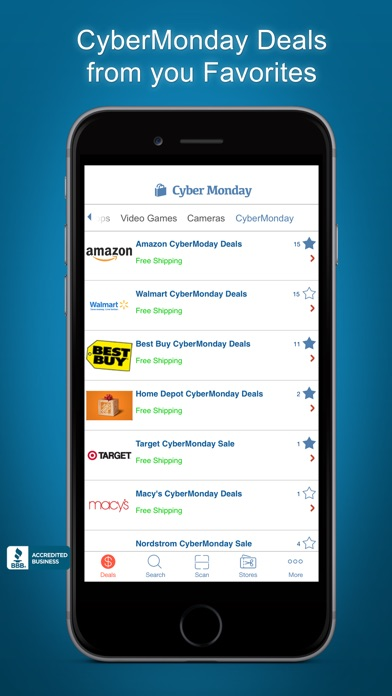 Cyber Monday 2017 Deals Ads review screenshots