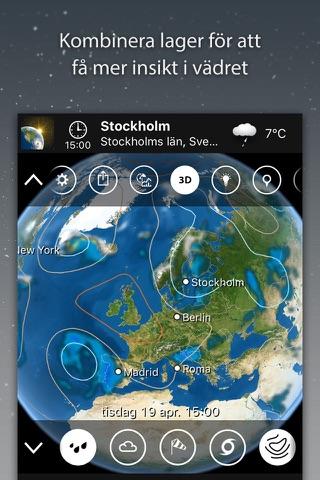 MeteoEarth screenshot 2