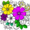 Libro de Colorear Flores – Pintar y Tocar Música Wiki