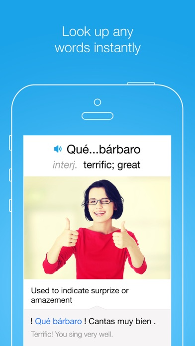 download FluentU - Learn languages appstore review