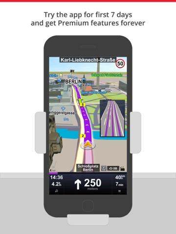 Sygic Car Navigation screenshot 3