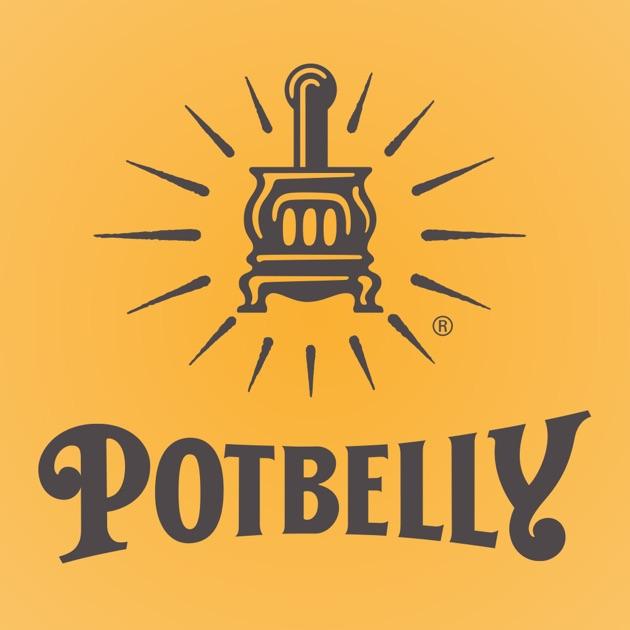 Potbelly Logo potbelly sandwich shop on the app store