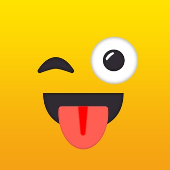 Emoji from Facetune app for iphone