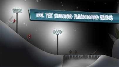 Screenshot #8 for Stickman Ski Racer