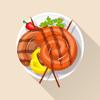 Grill & BBQ Recipes: Food recipes & cookbook
