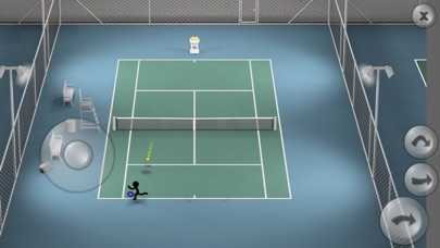 Stickman Tennis screenshot1