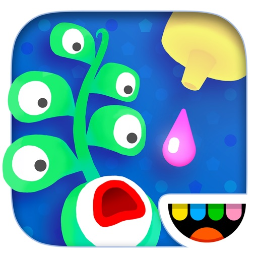 Toca Lab: Plants app for ipad