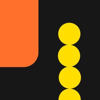 Snake VS Block app for iphone