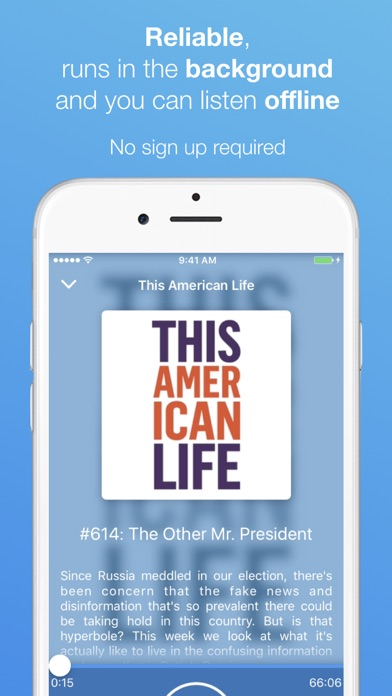 download The Podcast App apps 0