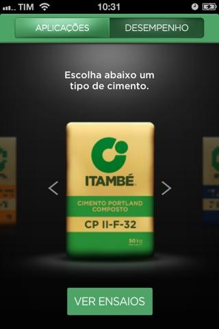 Itambé - Cimento pra toda obra screenshot 4