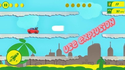 Smashy Jump Car Shooter Screenshot 4