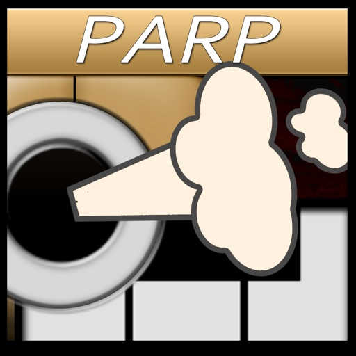 ParpoPhone Special Edition Fart Stylophone Machine iOS App