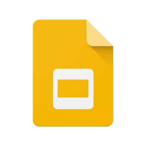 Google Slides images