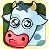 疯狂的奶牛-儿童爱玩的模拟飞行小游戏