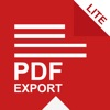 PDF Export Lite: Converter, Scanner, Fusione