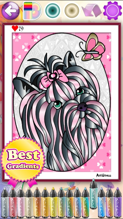 coloring pages for adults with animals color books