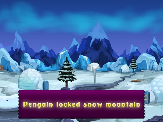 Rescue Snow Penguin Escape Games ? screenshot 6