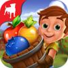 FarmVille:農場収穫パズルゲーム