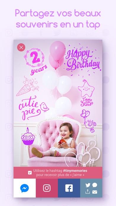 download Souvenirs de bambins - Éditeur photo de votre bébé apps 4