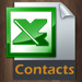 Contacts to Excel