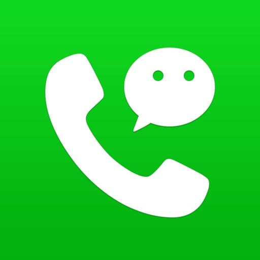 微信电话本——高清免费通话 iOS App