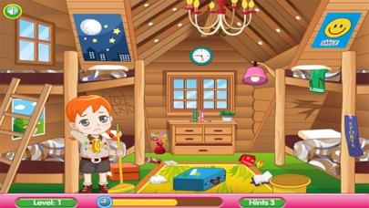 العاب تنظيف المنزل جدتي - العاب بنات جديدةلقطة شاشة2