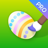 Eggs Painting Pro - Draw Colorful Easter Egg