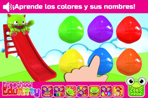 Toddler Learning Game-EduKitty screenshot 2