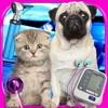 My Real Newborn Pet - Puppy & Kitten Care Games