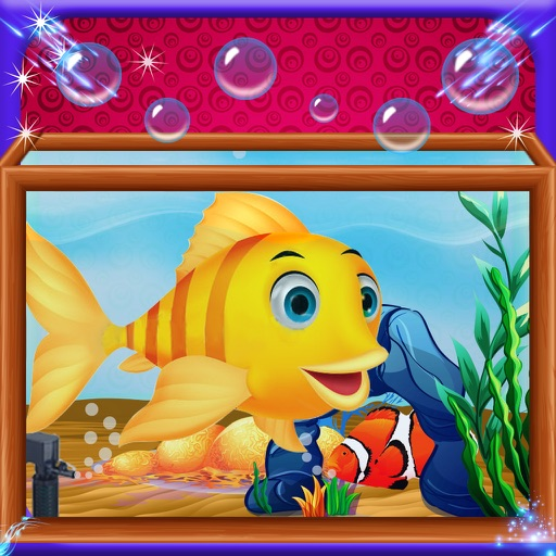 My fish tank aquarium pet care game by kashif mahmood for Pet fish games