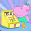 Tienda divertida: Hippo shopping