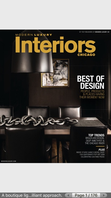 Luxury Interiors review screenshots