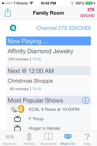 DirectVR Remote for DirecTV screenshot 3