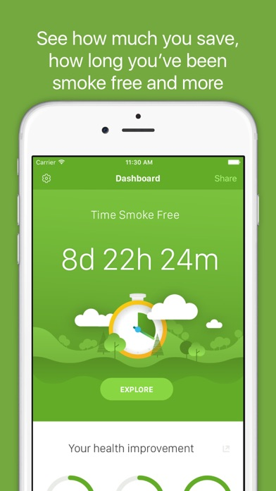 download Smoke Free - Stop Smoking Now appstore review