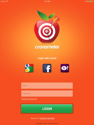 CRON-O-Meter screenshot 4