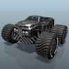 AR-Monster-Truck Icon
