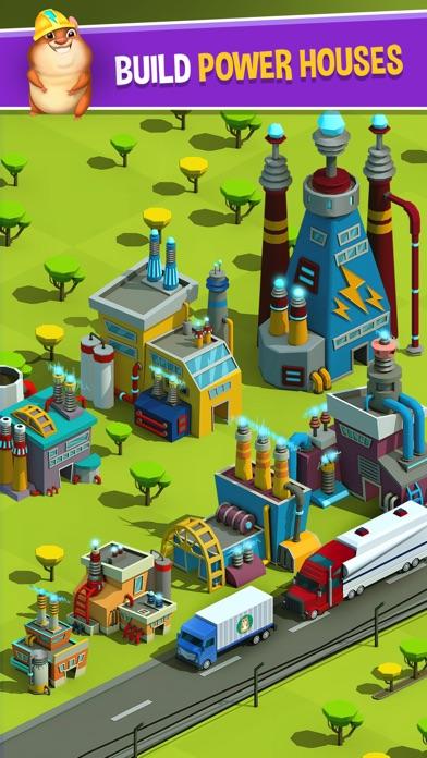 Tiny Hamster : Clicker Game screenshot 2