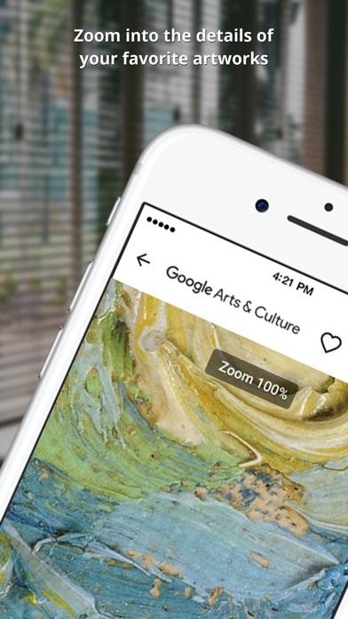 download Google Arts & Culture apps 4