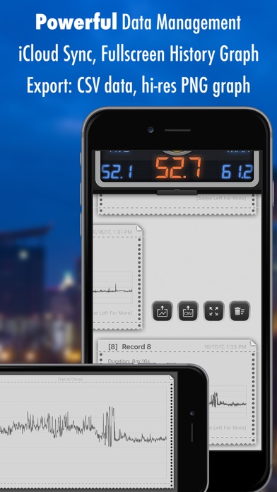 download Decibel X PRO: dBA Noise Meter appstore review