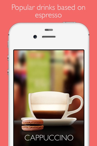 The Great Coffee App screenshot 1