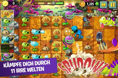 Plants vs. Zombies™ 2 screenshot 1