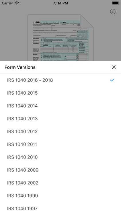 1040form By Pdffiller Inc